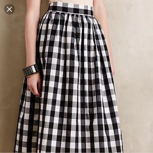 Dresses & Skirts - Kolonaki plaid skirt.